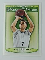 2019 19 Upper Deck Goodwin Champions Luka Doncic #30, Dallas Mavericks