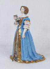 Antique French Sevres Porcelain Figure of Madame de Lavallière