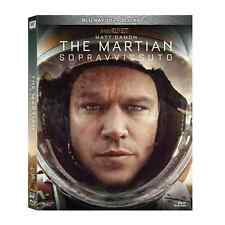 Blu-ray *** THE MARTIAN - Sopravvissuto (Blu-ray 3D) *** sigillato