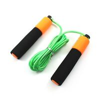 Gym Exercise Fitness Digital Adjustable LCD Skipping Jump Rope Calorie Counter