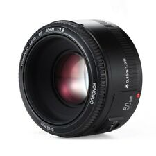 YONGNUO YN 50mm F1.8 Large Aperture Auto Focus Prime Fixed Lens for Canon EOS EF