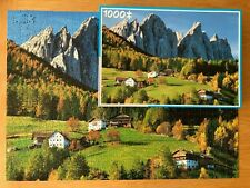 Dolomieten (The Dolomites) 1000 Piece Jigsaw Puzzle (King International)