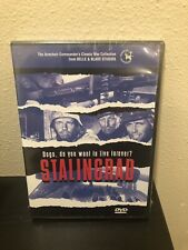 STALINGRAD - Dogs, do you want to live forever? (DVD, 1999) New English Sub