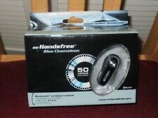 Mr Handsfree Blue Chameleon Bluetooth Wireless Headset **NEW**