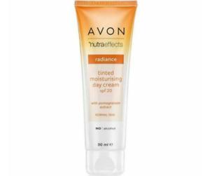 Avon True Nutra Effects Radiance Tinted Moisturiser - SPF20 - 50ml FREE Delivery