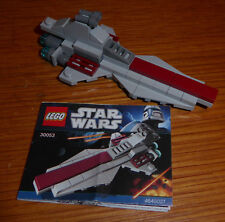 Lego - Star Wars - Republic Attack Cruiser - #30053 - Complete - Retired