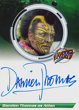 Blake's 7 Trading Card Series 2 Autograph Card S2DT Damien Thomas As Atlan