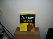 Mac OS X Lion for Dummies by Bob LeVitus (2011, Paperback)