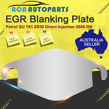 EGR Blanking Plate for Nissan Patrol GU Y61 Navara D22 ZD30 Direct Injection
