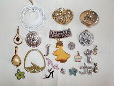 Vintage Lot of Jewelry Pendants