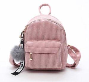 Women Cute Backpack For Teenagers Children Mini Back Pack Girls Kids Small