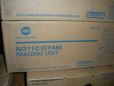Genuine Konica Minolta Bizhub C300 C352  Cyan Imaging Drum 4062-521 IU-311C