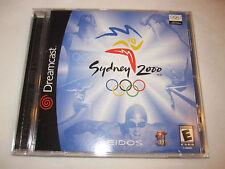 Sydney 2000 (Sega Dreamcast) Game Complete Excellent!