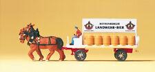 N 1 160 Preiser 79478 Brauereiwagen. Emb.orig