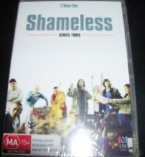 Shameless UK Series Three 3 (Australia Region 4) DVD - NEW