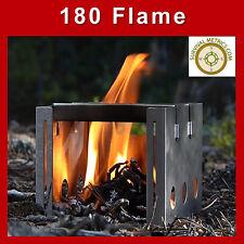 180 Flame, folding camp stove