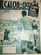 IL CALCIO ILLUSTRATO N 37 1955 DERBY LAZIO ROMA GALLI PADOVA JUVENTUS 3-0