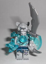 LEGO Legends of Chima - Sykor - Figur Minifig Säbelzahntiger Sabre Tooth 70222