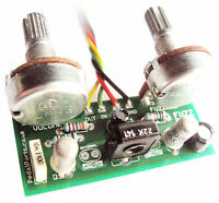 FUZZ FACE (Silicon) - DIY Stompbox kit with professionally fabricated PCB