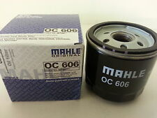 Ford Fiesta MK 5 1.25 1242cc Genuine Mahle Oil filter OC606 2002-09