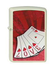 Zippo ® Love Cards Poker Game Neu/ New OVP