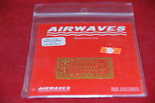 AIRWAVES PHOTO ETCHED HARRIER GR.5 AW2034-MMD AC 7234 1:72 NEW