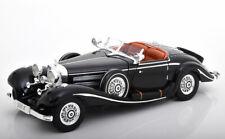 1:18 Maisto Mercedes 500K Specialroadster 1936 black