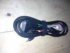 Molex DVI-I Kabel - 24+5 Stecker 3x Cinch RGB Adapter