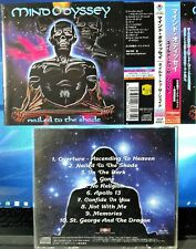 Mind Odyssey - Nailed To The Shade (CD,1999, Victor Ent, Japan w/OBI) VICP-60621