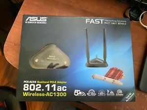 ASUS PCEAC56 1300Mbps Dual Band PCIe WiFi Adapter