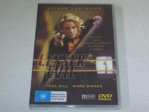 Lesser Evil - Brand New & Sealed - Region 0 - DVD