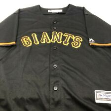 Willie Mays San Francisco Giants Replica Throwback Stitched Jersey Mens Size M