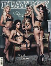 Playboy 01/2015 Januar - Playmates 2014