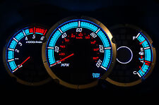 Mitsubishi Warrior 2.5 L200 DI-D 4x4 interior speedo dash panel gauge light bulb
