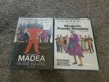 Tyler Perry's Madea DVD Movie Lot NEW
