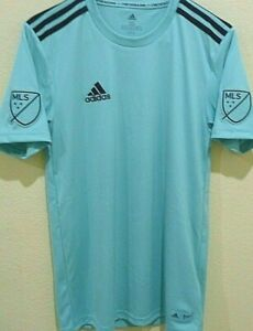 MLS Adidas x Parley Authentic Limited Edition Blank Jersey XS NWT ED2187