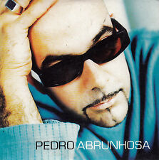 "CD ALBUM CARTONNE 14T PEDRO ABRUNHOSA  ""SI JE VOYAIS A TRAVERS TES YEUX"" (PROMO)"