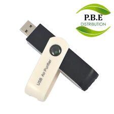 """Mini USB Purificateur & Ioniser pour Ordinateur  ou Voiture - """"Air Clean System"""""""
