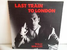 "MAXI 12"" WILLY MORALES Last train to London 865707 1"