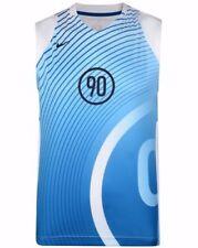 Ropa de hombre azul Nike de poliéster