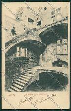 Aosta Verres cartolina QQ6031