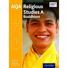 GCSE Religious Studies for AQA A: Buddhism by Kevin James (Paperback, 2016)