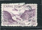 CANAL ZONE UNITED STATES POSSESSION STAMPS  USED  LOT  19546