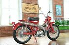 1966 Honda CT  Honda CT200 Trail 90 In Excellent Original Condition Just Serviced & Detailed