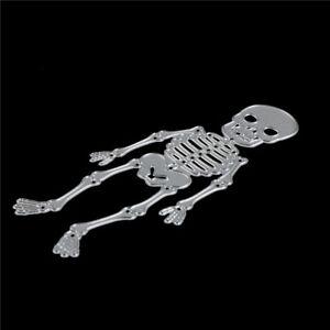 Skeleton die cuts metal cutting dies scrapbooking embossing folder ZZIT