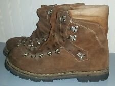 Thom Mcan Vintage Hiking Mountaineering Boots Vibram Soles Men Size 10 quality