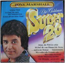Tony Marshall, Die Goldenen Super 20 VG/VG  LP (8381)