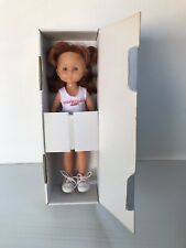 Doll corolle Clara Of Marie Clear Ginger Eyes Blue The Cheries 13/16in New