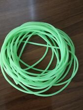6m x 2.5mm  soft glow in dark lumo fishing tube $5.90 free shipping
