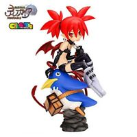 Volks Figure CharaGumin Etna and Prinny Color Resin Assemble Kit Japan Tracking